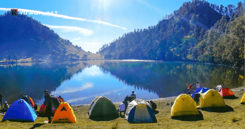 Ranu Kumbolo - Gunung Semeru