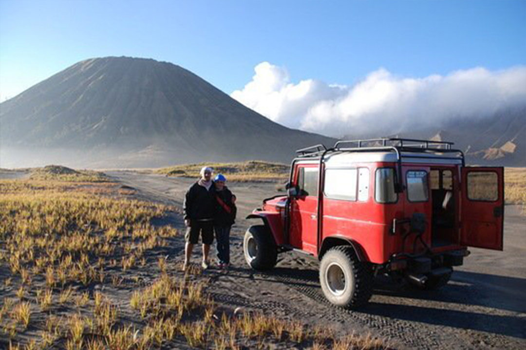 Open Trip Bromo Midnight Tour