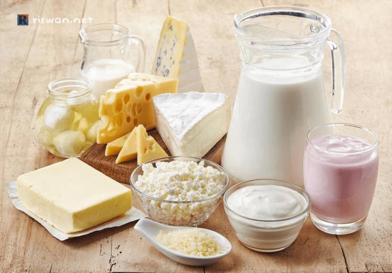 Susu dan Olahannya - Hal Yang Harus Dihindari Pasca Operasi