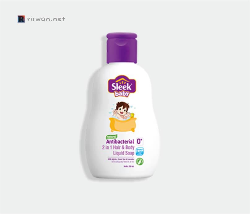sabun bayi yang aman