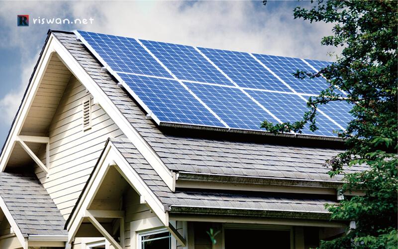 Pasang Solar Panel Rumah