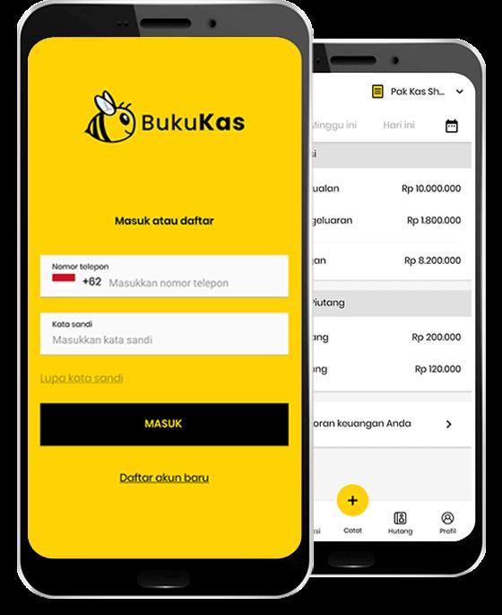 BukuKas - Aplikasi Pencatat Keuangan